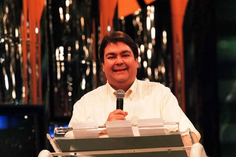 Domingão do Faustão em 1999