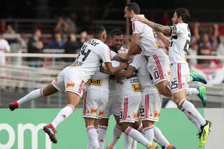 Brasileiro Championship - Sao Paulo v Vasco