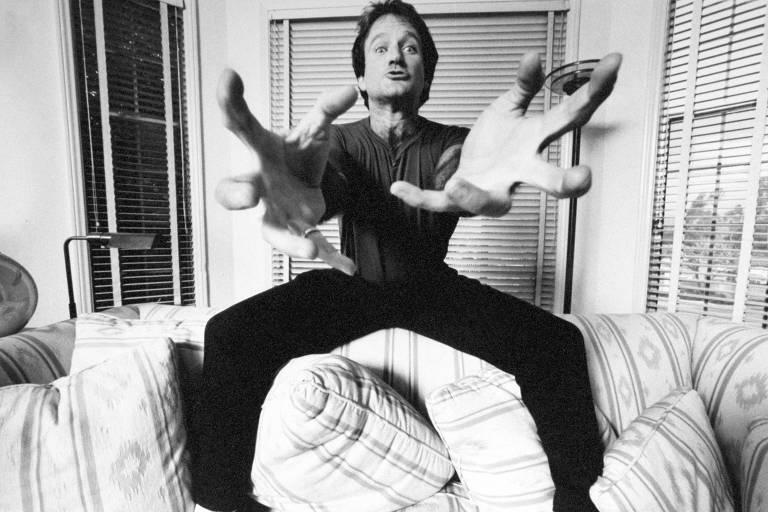 Imagem do documentário 'Robin Williams: Come Inside My Mind'