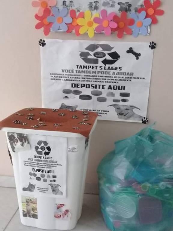 Projeto Tampet's