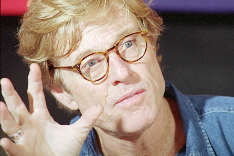 Robert Redford - Oficial