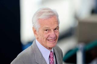 Jorge Lemann, homem mais rico do Brasil