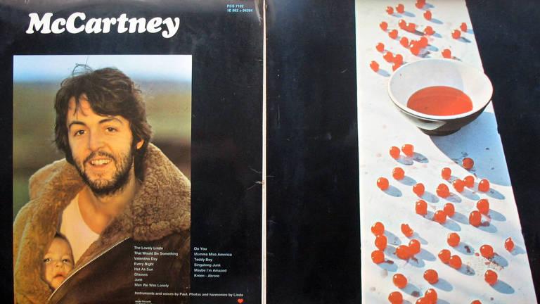 Discografia de Paul McCartney