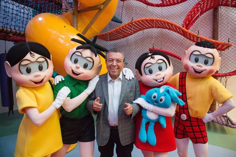 Visitação Mauricio de Sousa Produções