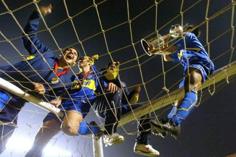 Títulos de Libertadores por clube na atual edição