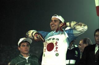 Marcos - Palmeiras x Deportivo Cali - Taça Libertadores da América de 1999 - Final