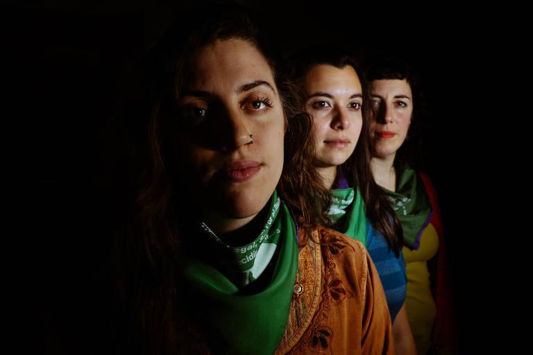 Socorristas auxiliam argentinas a abortar