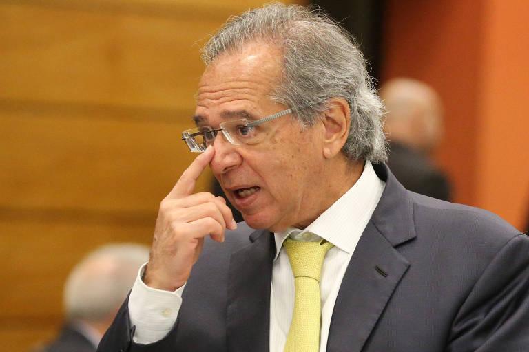 O economista Paulo Guedes, indicado como ministro da Fazenda num eventual governo Bolsonaro (PSL)