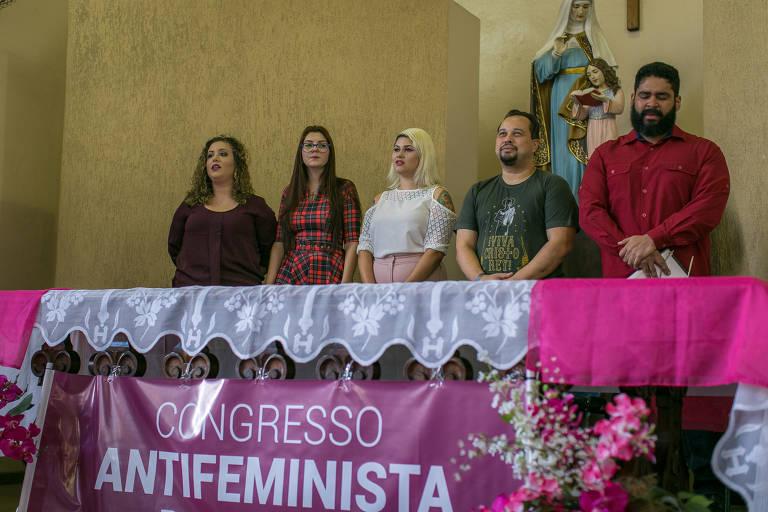 1º Congresso Antifeminista do Brasil