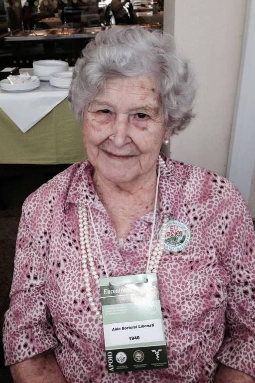 Aida Bortolai Libonati (1914-2018)