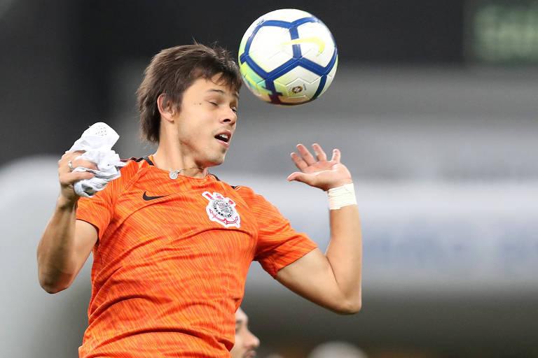 5e07d60ba65 Romero marcou o gol da vitória por 1 a 0 no jogo de ida