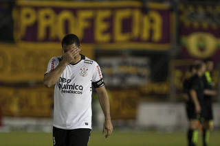 Ronaldo - Tolima x Corinthians