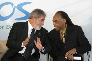 Gilberto Gil na política