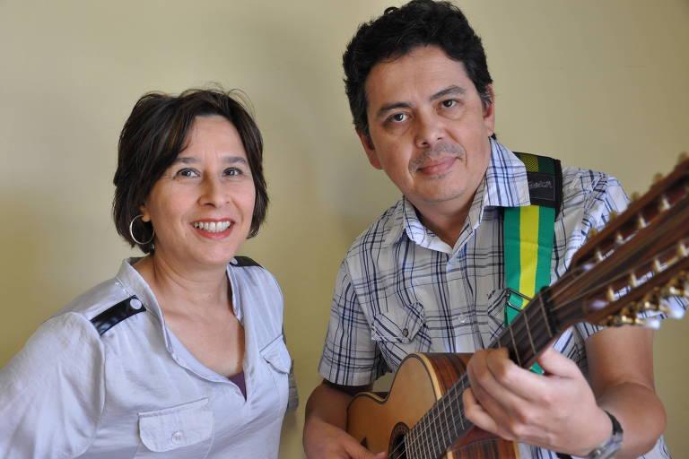 Duo com Laura Campanér e Zé Terra