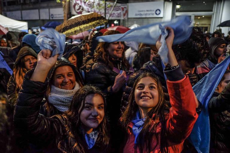 Mulheres protestam na América Latina pela despenalização do aborto em 2018