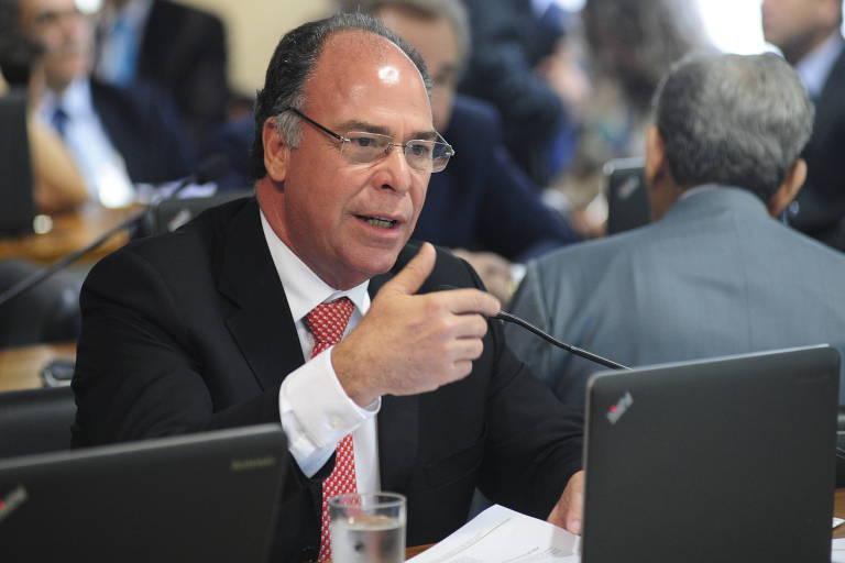 O senador Fernando Bezerra Coelho (MDB-PE), nomeado líder do governo no Senado