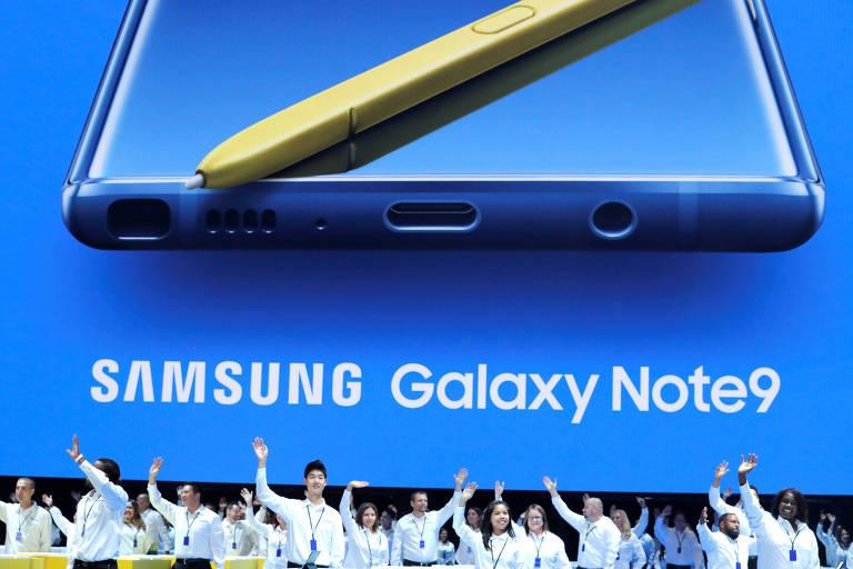 Samsung e Spotify fazem parceria de olho na Apple