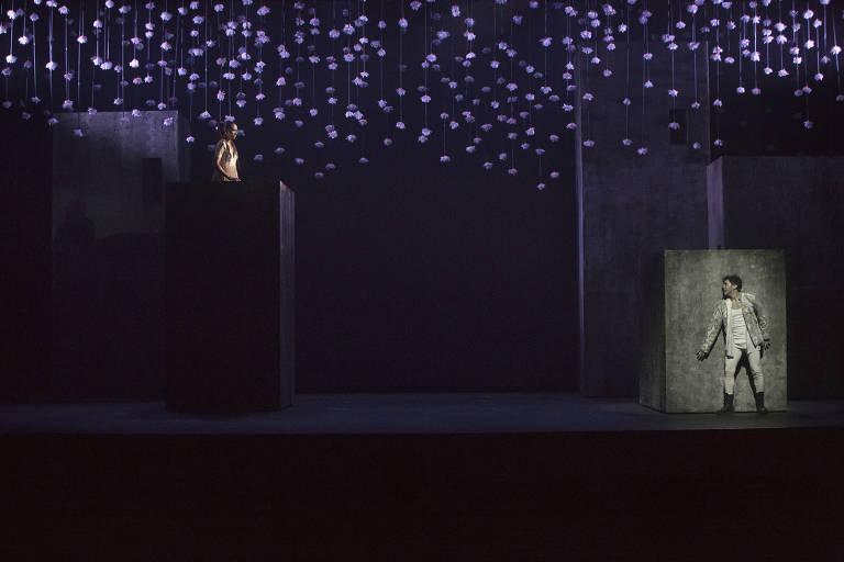 Romeu e Julieta ao som de Marisa Monte