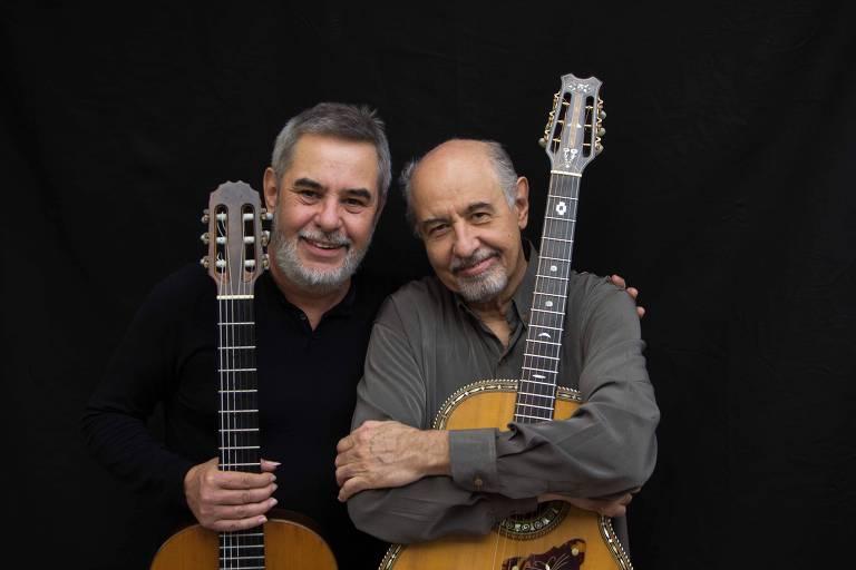 Marco Pereira e Paulo Bellinati
