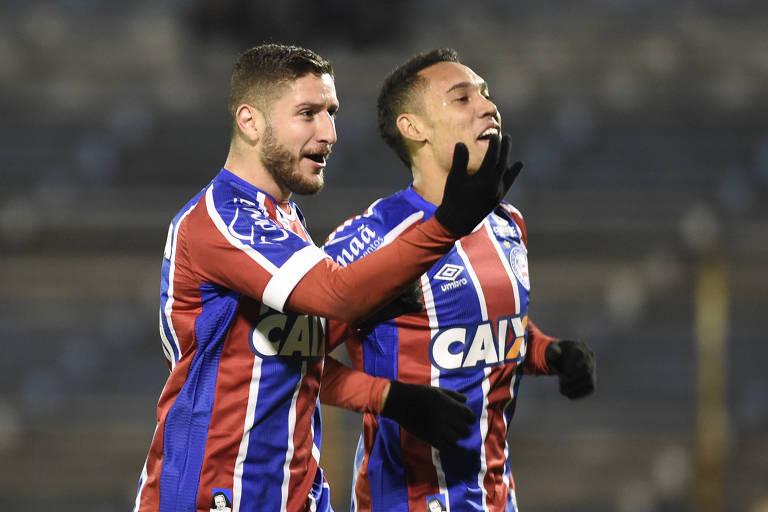 Bahia é um dos times com contrato fechado junto ao Esporte Interativo para a próxima temporada