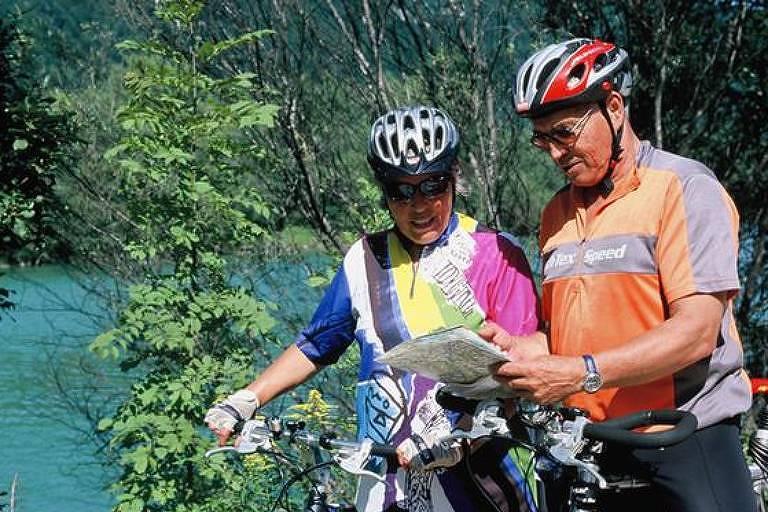 10º LUGAR: Ciclovia do Drava. Do Tirol do Sul, no norte da Itália, à Eslovênia, a rota de 366 km vai da nascente do rio Drava, nas Dolomitas, a Maribor, a segunda maior cidade eslovena. A maior parte do caminho corre paralelamente ao rio. Nos próximos anos, a ciclovia deve ser ampliada até a Croácia, chegando à foz do Drava, no rio Danúbio