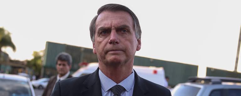 Foto destaque para Jair Bolsonaro