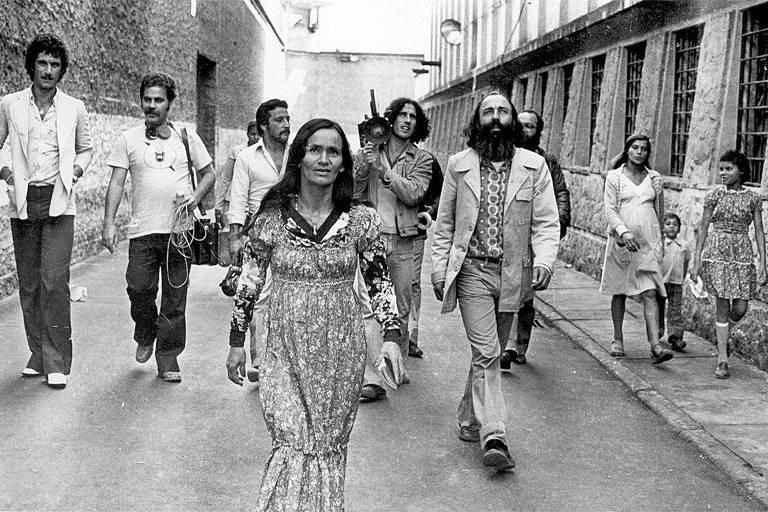 """Cena do documentário """"Wilsinho da Galiléia"""" (1978), de João Batista de Andrade."""