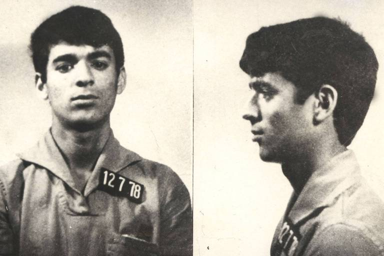 Wilsinho Galiléia em foto tirada um mês antes de ser morto pela polícia