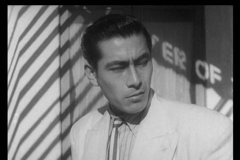 Toshiro Mifune em 'O Anjo Embriagado