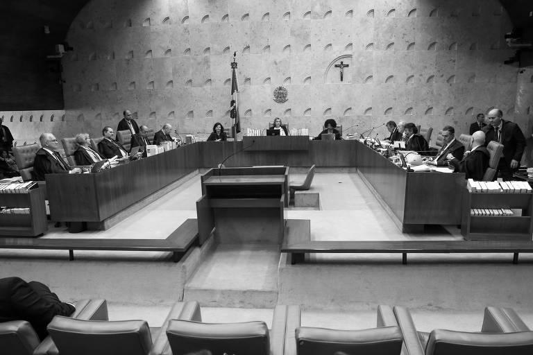 Proposta de reajuste salarial para ministros do STF, aprovada pela corte, pode ter impacto de cerca de R$ 4 bilhões nas contas da União e dos estados