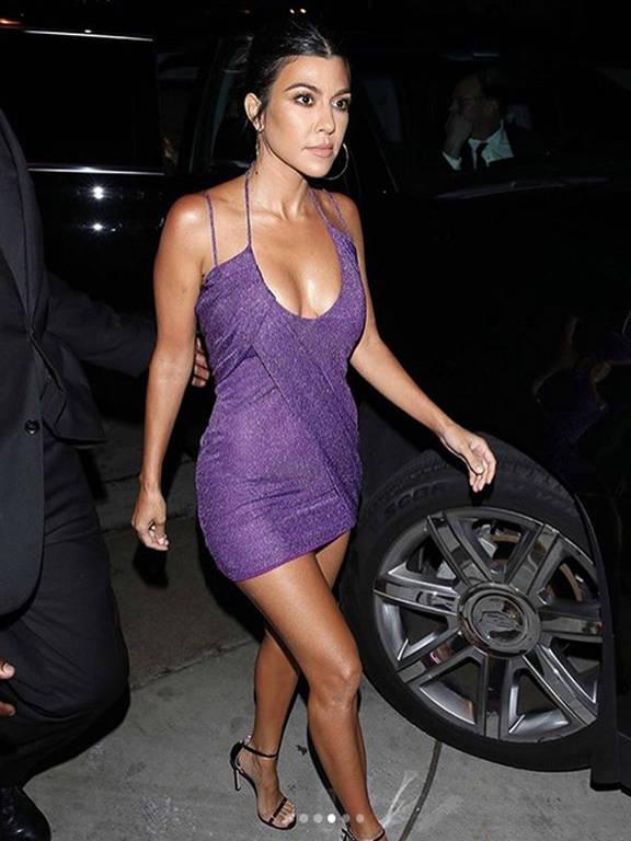 Kylie Jenner celebra 21 anos