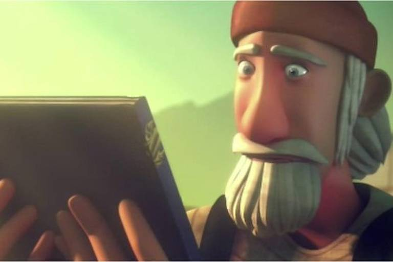 Jogo é uma aventura náutica cujo objetivo é salvar memórias perdidas de um velho marinheiro e permite medir a capacidade de navegação dos participantes