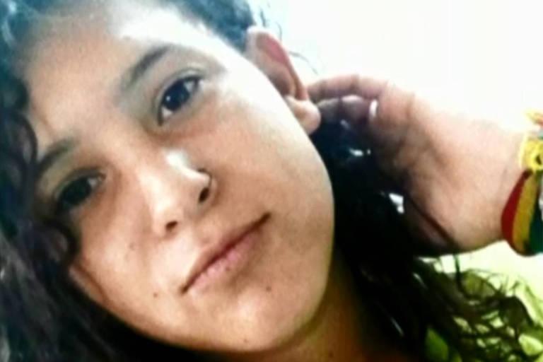 Estudante Paula de Freitas Silva, morta após entregar celular a assaltante