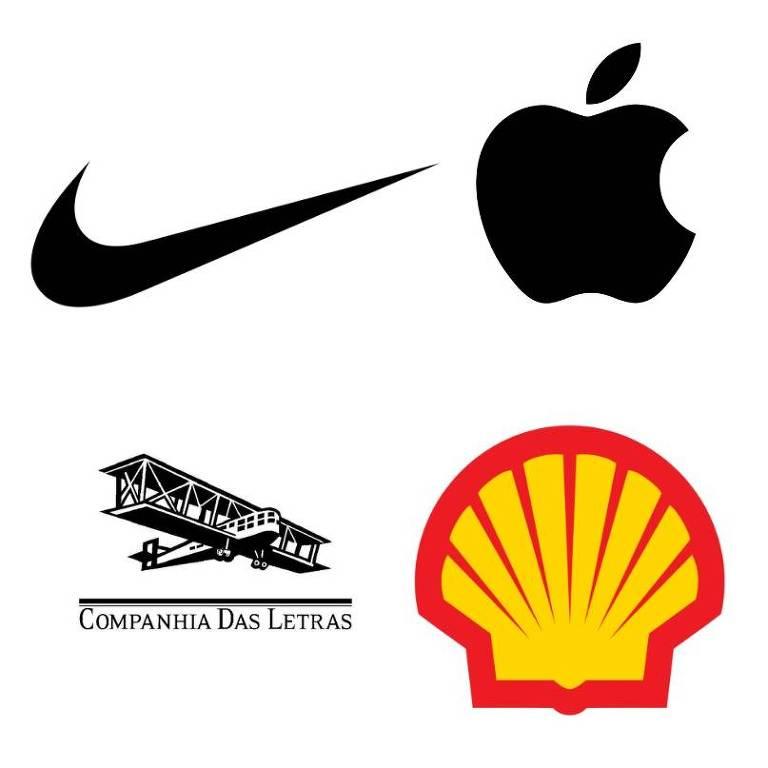 Especialista analisa quatro logos de sucesso