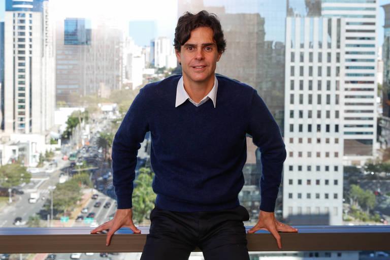 Guilherme Benchimol, da XP Investimentos