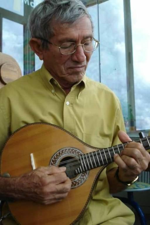 José Ribeiro da Silva (1934-2018), o Mestre Duduta