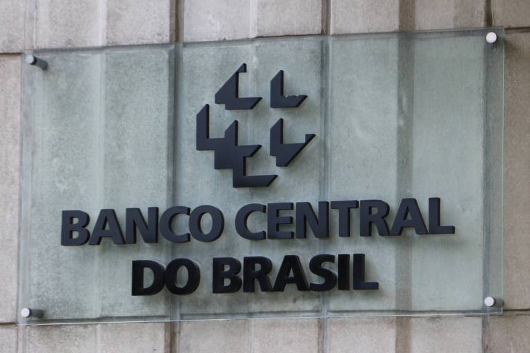 Sede do Banco Central em São Paulo
