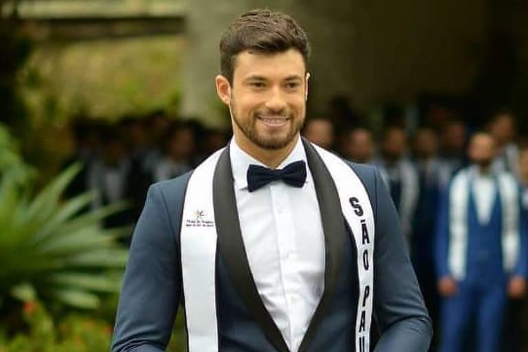 Concurso Mister Brasil CNB 2018, que leva ao Mister Mundo