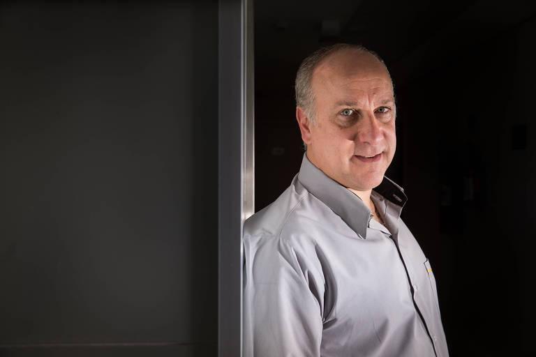 Fernando Stein, presidente da administradora de estacionamentos Indigo
