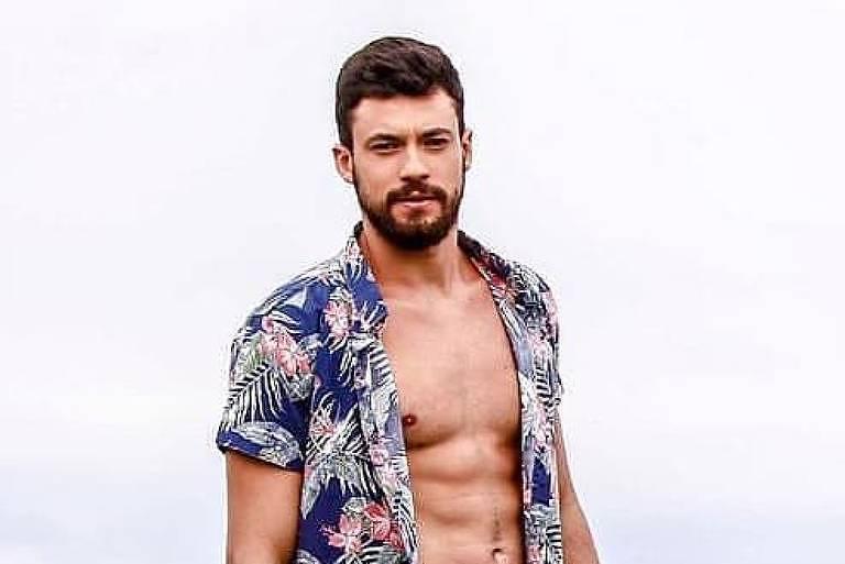 Samuel Costa é eleito Mister Brasil CNB 2018