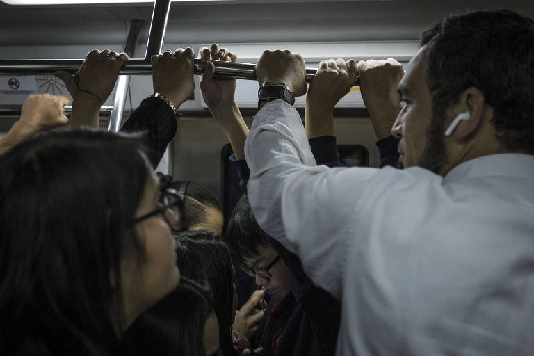 Música no Metrô de SP