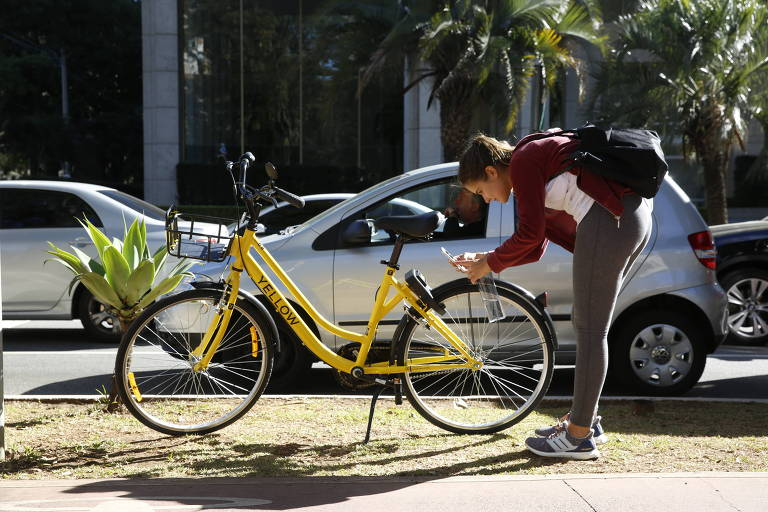 Novo sistema de bicicletas