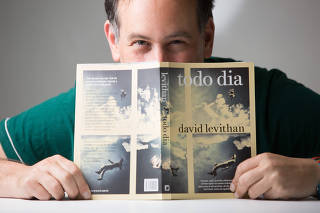 Retrato do autor David Levithan