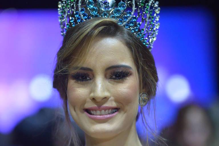 Piauiense que venceu Miss Brasil Mundo 2018 diz que já passou fome e teve preparação forte