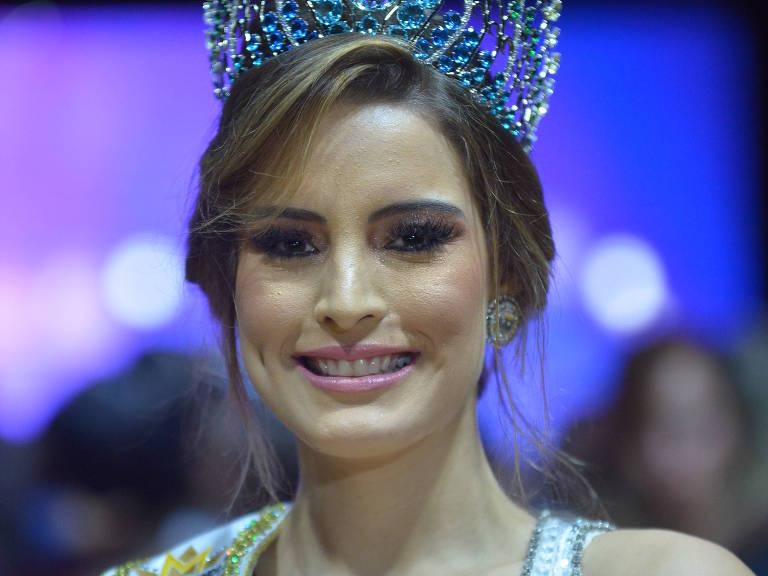 Jéssica Carvalho, do Piauí, vence Miss Brasil Mundo 2018