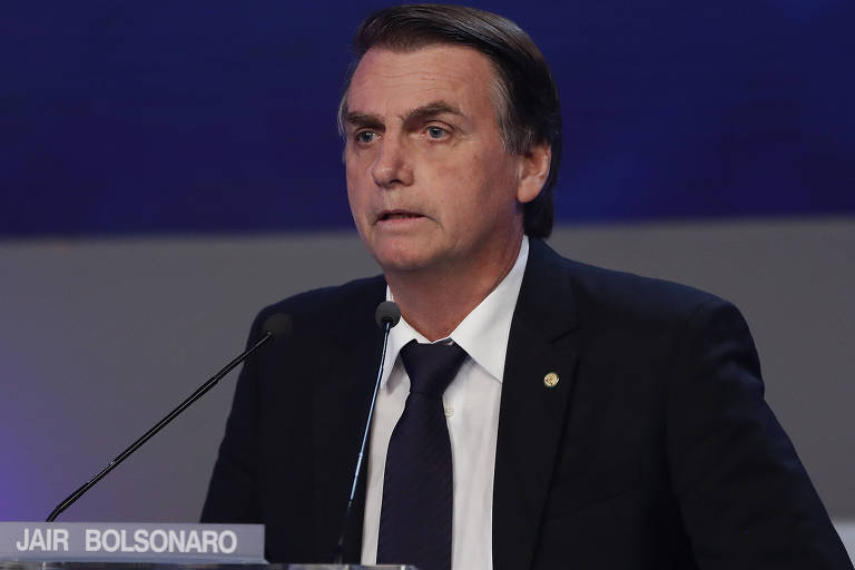Este é Jair Bolsonaro (PSL)