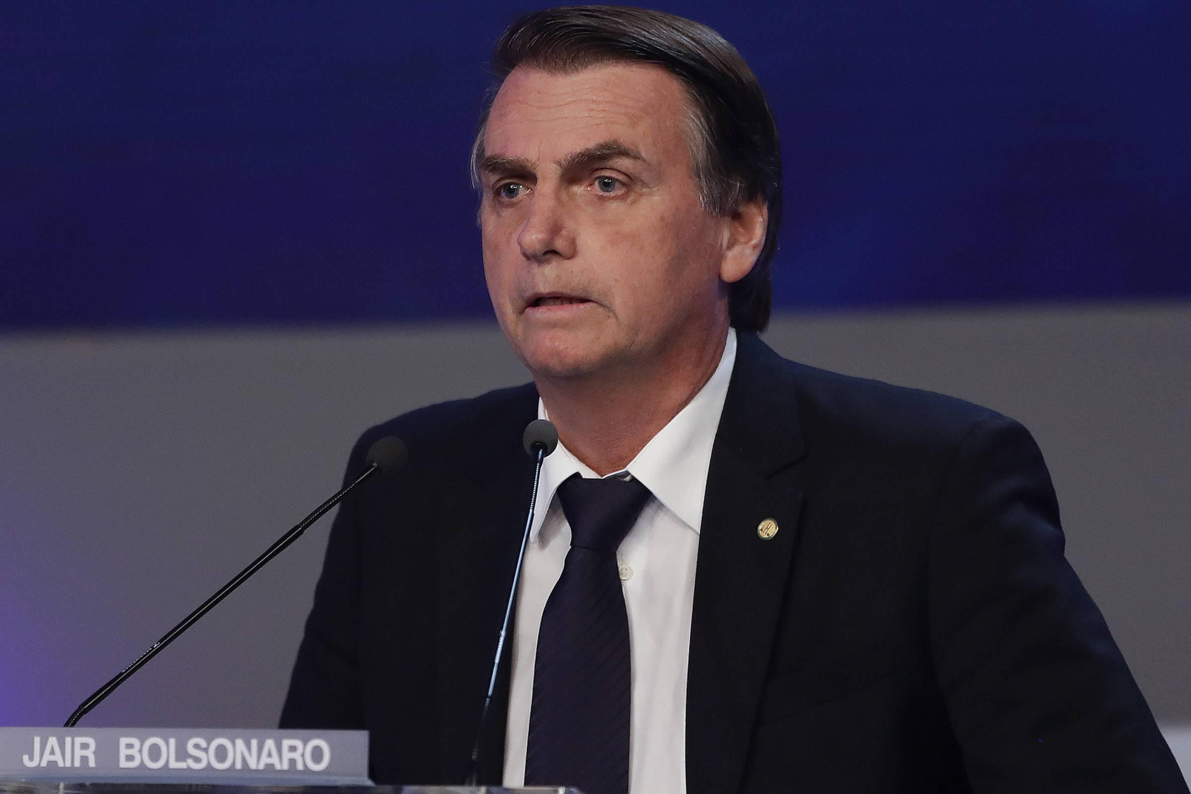 Resultado de imagem para APÓS ATENTADO, BOLSONARO CRESCE CINCO PONTOS EM PESQUISA ESPONTÂNEA