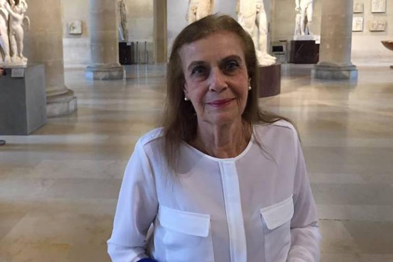 A socióloga Maria Lucia Victor Barbosa