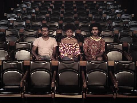 Cena da série documental Quebrando o Tabu, do GNT, dirigida por Fernando Grostein Andrade