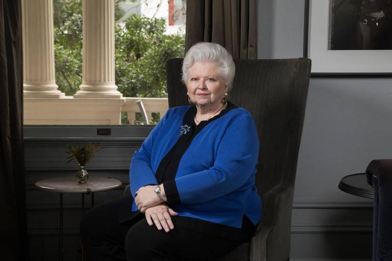A advogada Sarah Weddington, 71, em imagem recente